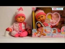 Интерактивная кукла-пупс Joy-Toy