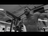 Milan Sadek Trains Chest - 9 Weeks Out from 2018 New York Pro