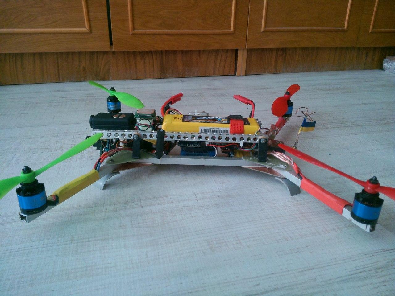 Как сделать адаптацию робота на астре