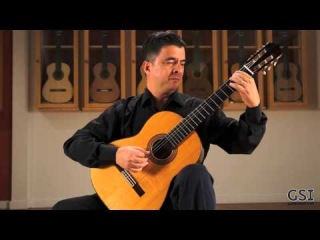 Walton Bagatelle No. 3 played by Manuel Espinás