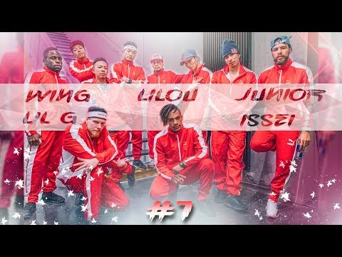 ⚡ RED BULL BC ONE ALL STARS 2018 ⚡ PART 1 MEMBERS COMPILATIONS PAAW