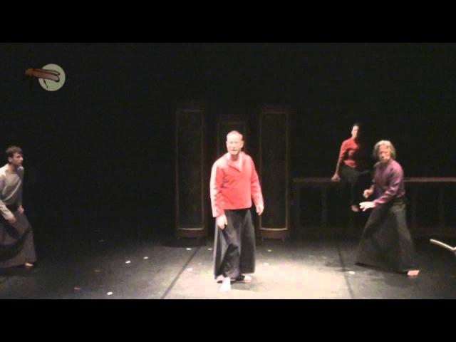 XV Festiwal Szekspirowski: Macbeth Teatru Pieśń Kozła z Wrocławia