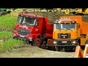 STUNNING RC MODELS AND CONSTRUCTION MACHINES IN ACTION! RC Trucks! Excavators! Tractors and more!