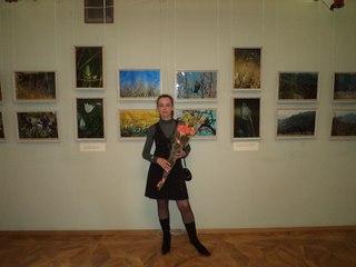 Открытие персональной выставки фотохудожницы Ларисы Сочковой