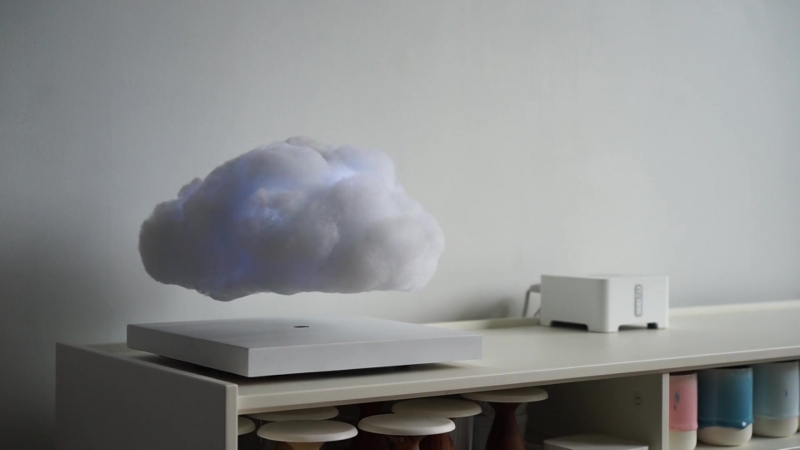 Лампа-облако от студии Richard Clarkson