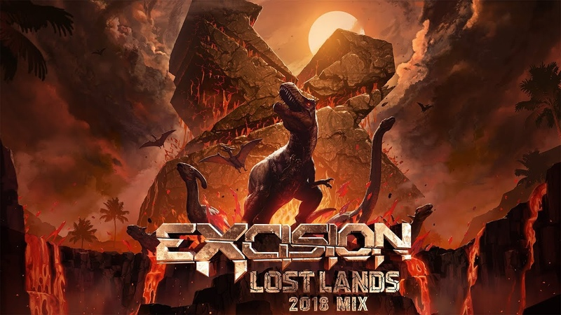 Excision Lost Lands 2018 Mix Official