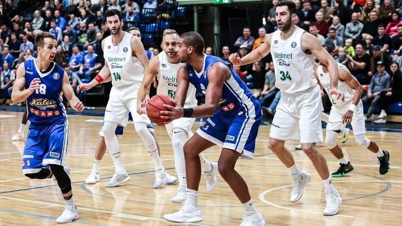 VTBUnitedLeague • Kalev vs Zielona Gora Highlights Nov 13, 2018