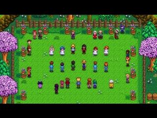 Stardew Valley Multiplayer Update - Trailer Release Date