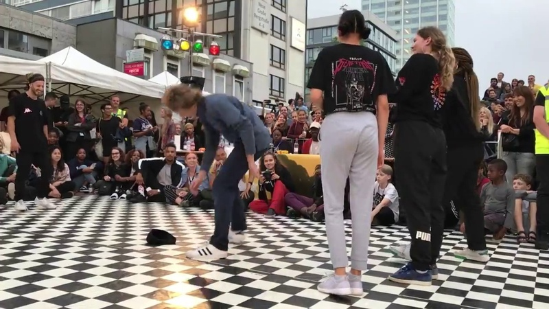 The Smash Up 2018   AllStyle Semifinale    Groove The Move vs Your Trouble   Danceproject.info
