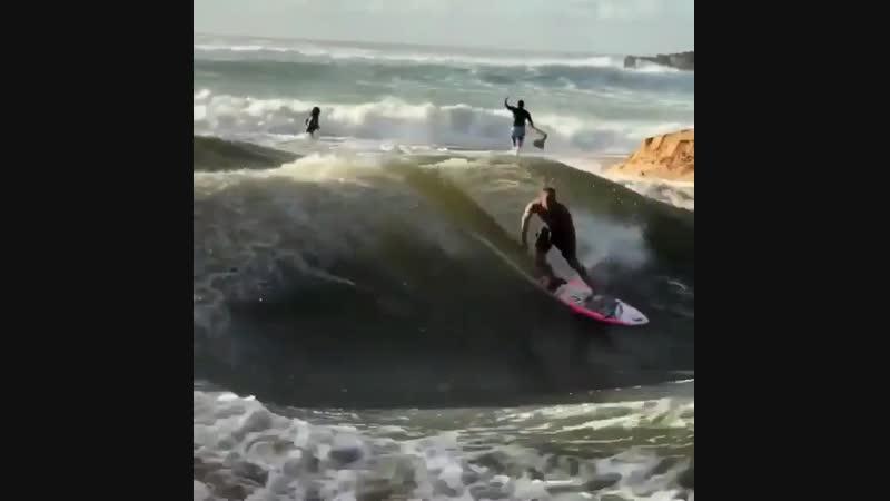 Мокрый шлейф
