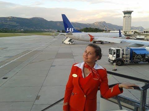 Как не бояться летать? - самый частый вопрос стюардессе / В описании - те самые пунктики
