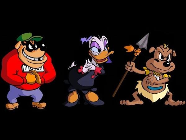 [Игровая копилка] Продолжаем прыгать на палке в DuckTales Remastered.