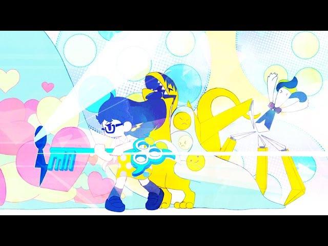 カラスは真っ白(A crow is white) HIMITSUスパーク (Official Music Video)