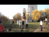 STREET WORKOUT in ZHYTOMYR-SPRING 23/04/13