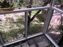 Усиление плиты балкона, укрепление балкона, металлокаркас