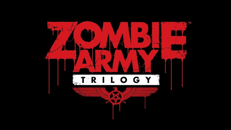 Zombie Army Trilogy с RU-BAN_OK