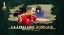 2018 ITTF Star Awards   Jordi Morales - Male Para Table Tennis Star presented by Tinsue
