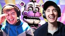 The FNaF Show - Episode 1 ft. Kellen Goff (Funtime Freddy)