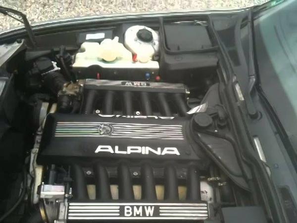 Alpina B12 5.0 (e32)
