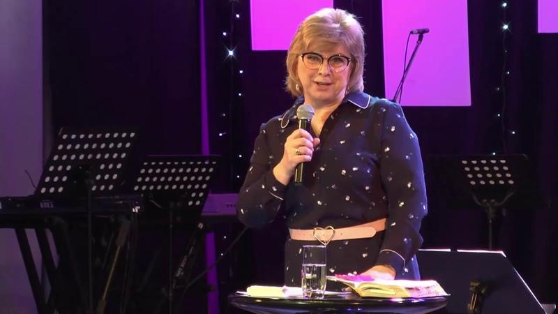 Питание наслаждаясь Божьим изобилием Проповедь Людмилы Кузнецовой от 17 марта 2019