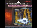 Commander Keen 4: Secret of the Oracle [MS-DOS] (1991). Стрим 2