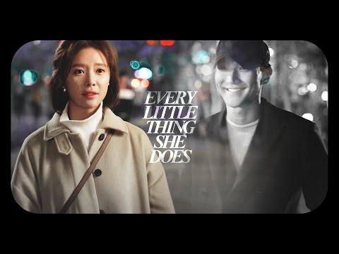 Shin Hyuk Hye Jin    Every Little Thing She Does
