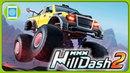 MMX Hill Dash 2 - PVP Гонки по бездорожью на монстр-траках от Hutch Games * Игры на Sensor Games