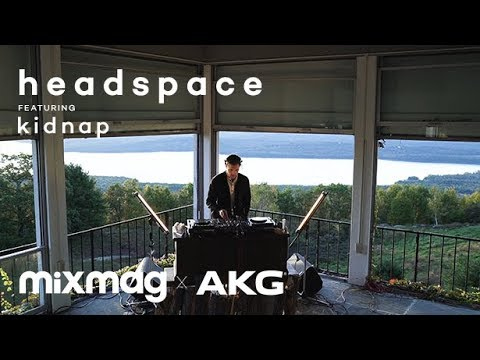 KIDNAP sunrise set from Allaire Studios   HEADSPACE by AKG and Mixmag