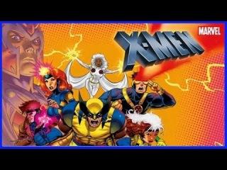 Обзор мультсериала Люди-Икс X-Men:The Animated Series (1992)