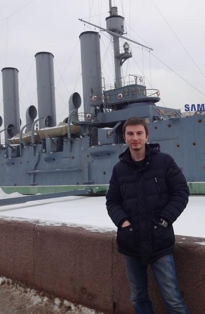 Олег Юшин, 7 января 1993, Красноярск, id61167636