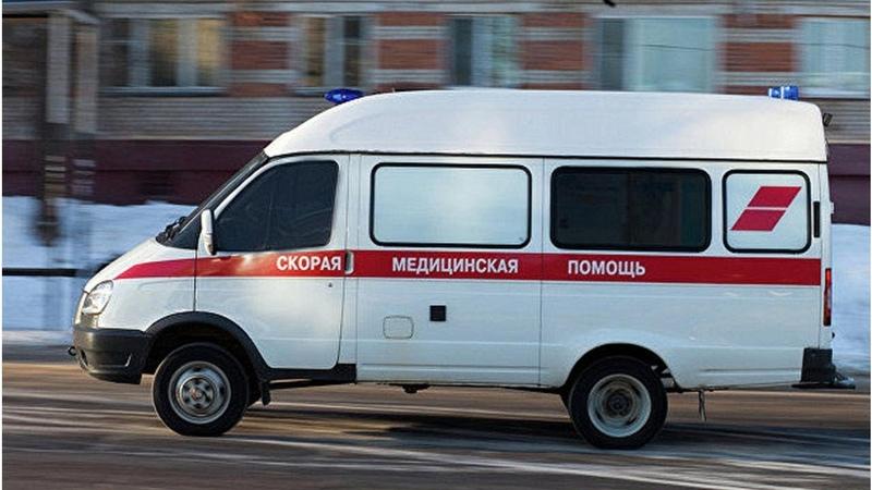 В Москве в ДТП со скорой пострадали два человека