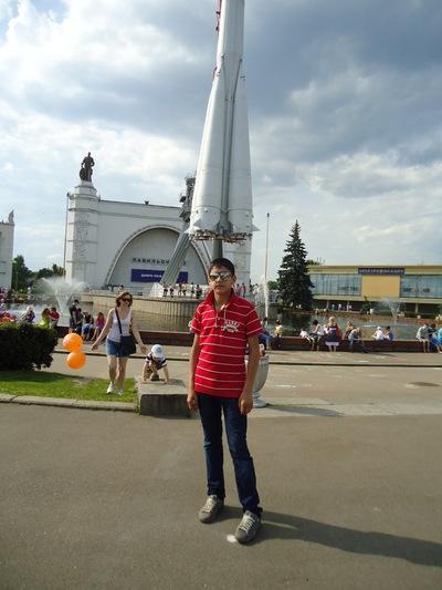 Гамзат Гаджиев, 19 сентября 1997, Санкт-Петербург, id189659465