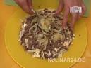Салат с белой редькой дайконом Kulinar24TV