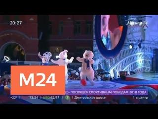 Стас Пьеха в Новостях канала М24