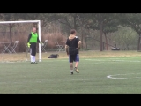 March 10: Video of Justin playing soccer in Los Angeles, California.