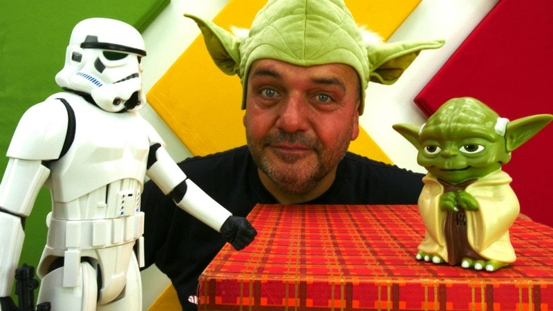 ¡Vamos a abrir la Caja Mágica! Los juguetes de Star Wars.