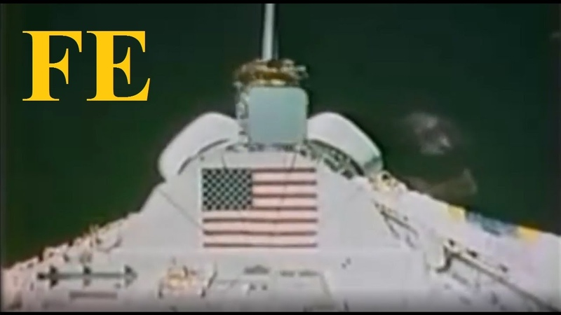 NASA how to fake space badly in 1983 GREAT find by Geoshifter ✅