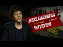 Jesse Eisenberg Interview : Now You See Me, The Double, Night Moves