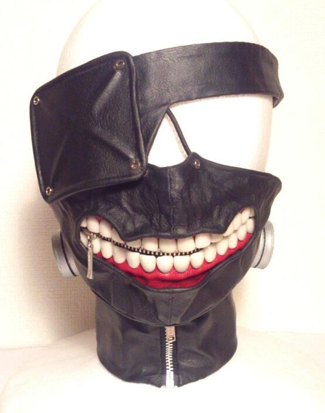 Токийский гуль маска канеки