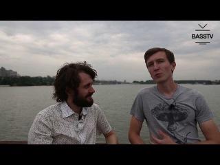 Интервью Гриша Grinda для BassTV