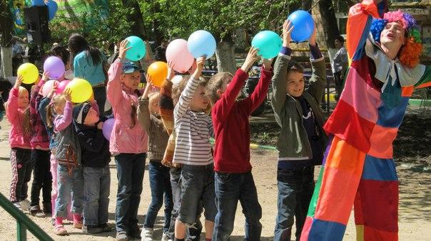праздник знакомств детей в пионерском лагере