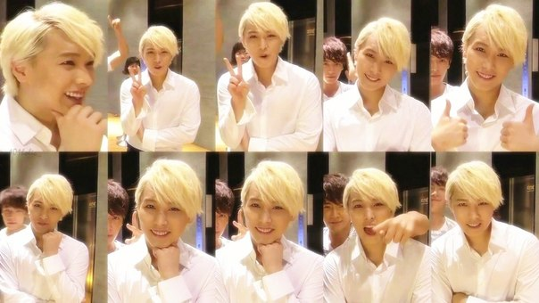 한국: Интервью - Если кто-то из Super Junior твой парень…