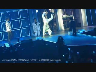 Taemin Handstand стойка на руках
