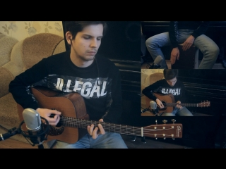 Константин Глуздаков - В космосе [acoustic live] (He called her Jen)