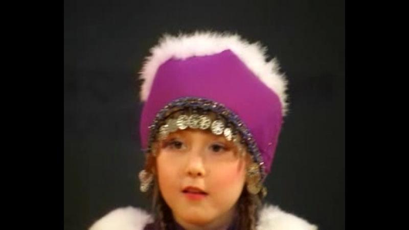 Альбина Башкирский танец Таланты Башкортостана