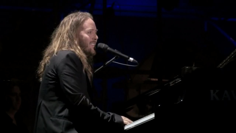Tim Minchin at home Not Perfect