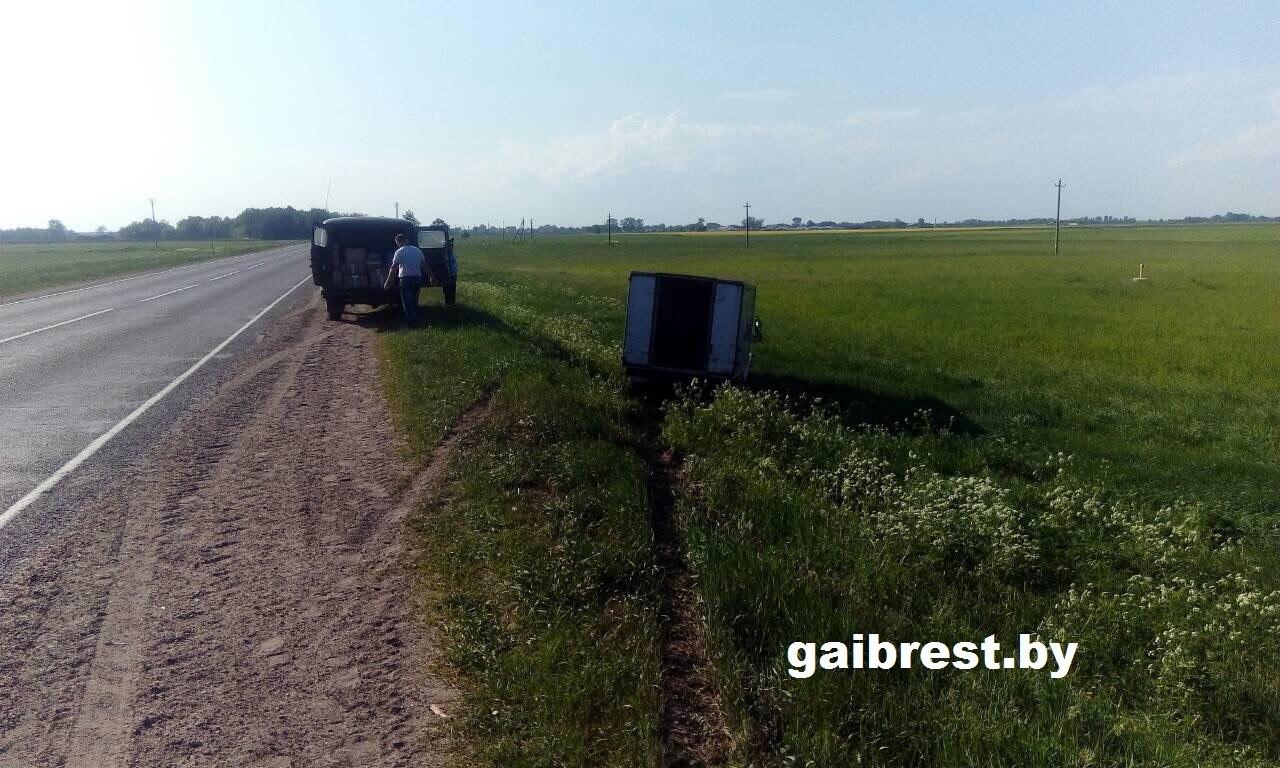 Пьяная женщина скрылась с места ДТП, но через 7 км была остановлена сотрудниками ГАИ