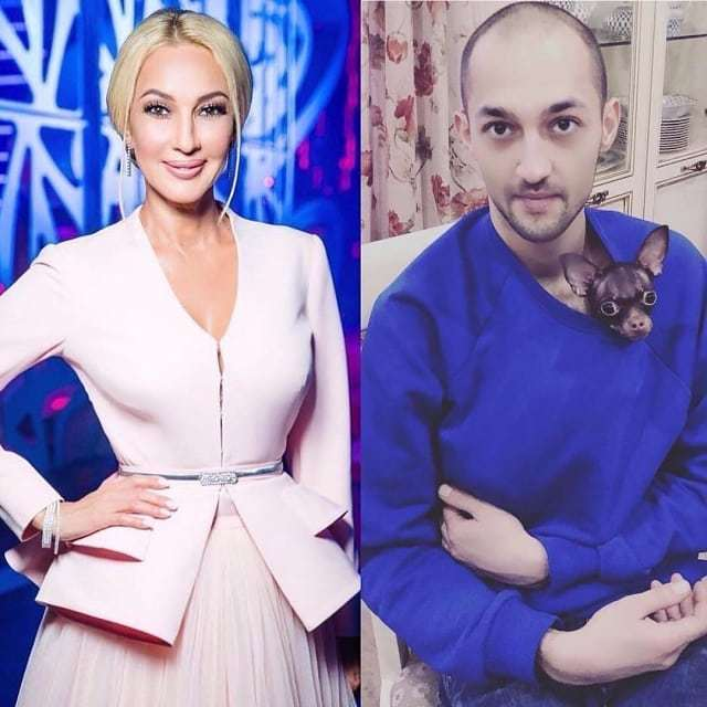 48-летняя Лера Кудрявцева и ее 29-летний сын Жан ???? Как думаете, похожи?????