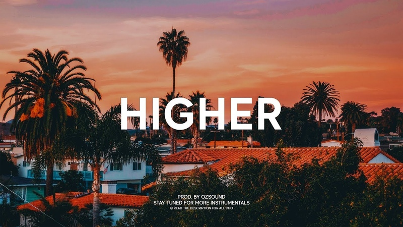 """Chill Fast Piano Trap Beat """"Higher"""" Prod. By OZSOUND"""