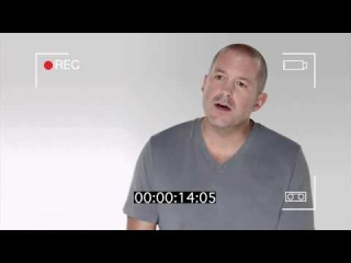 Реакция Джони Айва на критику Apple Watch